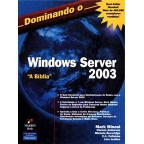 Dominando Windows Server 2003
