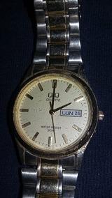 Relógio Antigo Q&q Produto Para Colecionadores