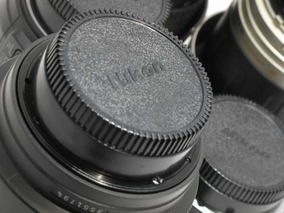 Tampa Trazeira Lente Padrão Nikon Serve Em Diversas Marcas !
