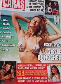 Revista Caras 898-2011 - Gisele - Paula Fernandes - Gian