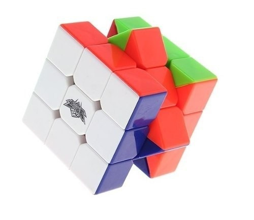 Cubo Rubik 3x3x3 (ver Video)