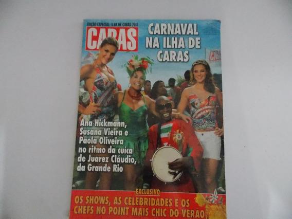 Revista Caras Carnaval Na Ilha De Caras 2010 - Frete Gratis