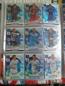 Cards Adrenalyn Champions League - Game Changer Completo