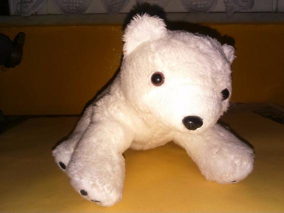 Boneco Pelúcia - Urso Polar