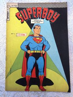 Hq: Superboy Nº 1 - Krypto - Maio De 1966 - Ebal