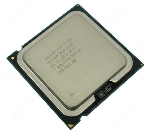 Intel Pentium Processor E5700  (2m Cache, 3.00 Ghz, 800 Mhz