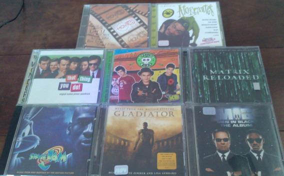 Lote De Musica De Peliculas Y Tv (gladiador, Matrix, Etc)