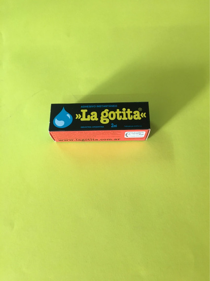 La Gotita 2 Ml X