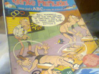 Revista Suple Gente Menuda # 1 Superlopez Spiderman Rar Kxz