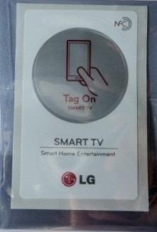 Tag On Smart Tv