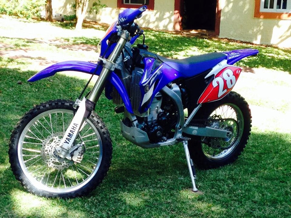 Yamaha Wr 450 F 09,mais Nova A Venda,uso Dentro Da Comdomino
