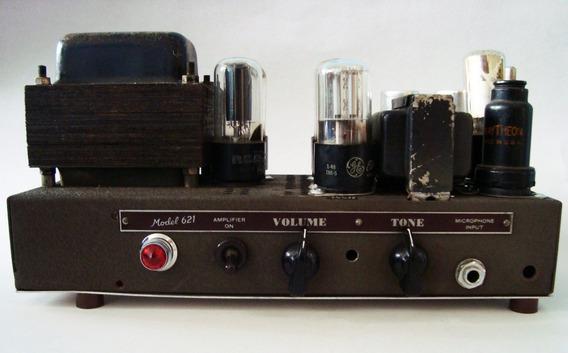 Cabeçote Bell & Howell Amp Model 621 Válvulado (relíquia)
