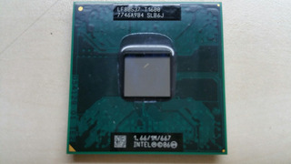 Procesador Notebook Intel Celeron T1600