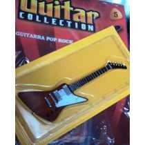 Coleção Guitar Collection Salvat Ed.05 Guitarra Pop Star