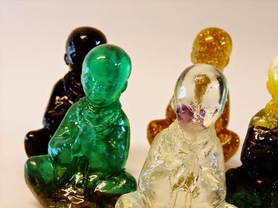 Resina Poliester Cristal 5kg + 10 Pigmentos