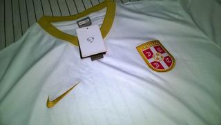 Camisa Nike Da Seleção Da Sérvia 2008/09 Away!!!