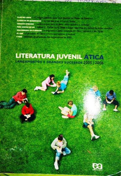 Literatura Juvenil Ática 2005/2006