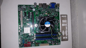 Kit Placa Mãe Intel Core I5 650 3.2 Ghz +4 Gb