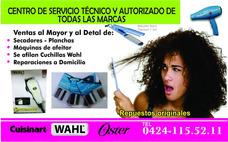 Servicio Tecnico Reparacion De Planchas Secadores De Cabello