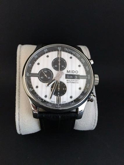Relógio Mido Multifort Automatico M005614160310 Valjoux 7750