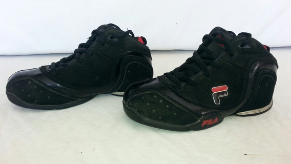 Zapatillas Fila De Basketball Para Niños Plantilla 19 Cm !!!