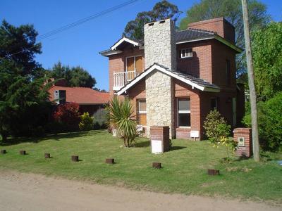 Alquilo Casa Valeria Del Mar-todo El Año Estadía Mín.4 Días