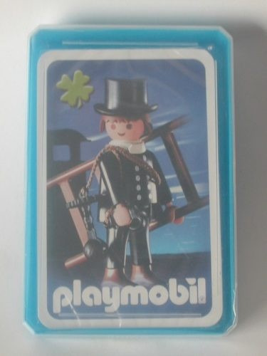Playmobil Cartas De Baralho - Lacrado