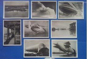 Raríssima Coleção De Figurinhas Fotográficas Graf Zeppelin