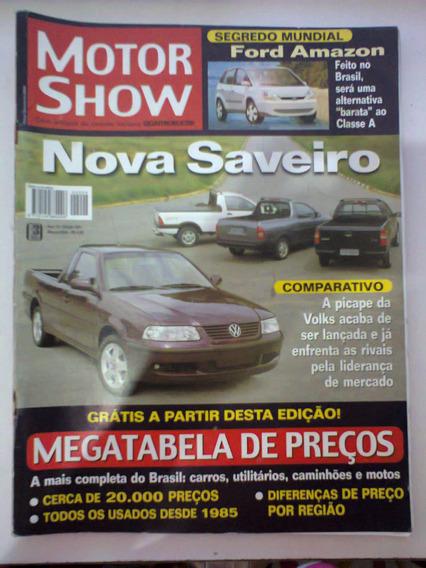 Revista Motor Show - N° 204 - Março 2000