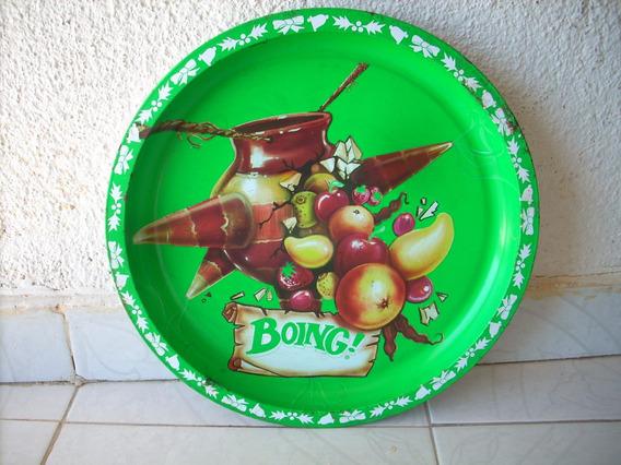 Antigua Charola Boing Decoracion Coleccion No Subasta