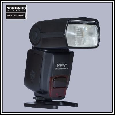 Flash Yongnuo Yn-560 Iv - Canon Nikon - Radio Embutido
