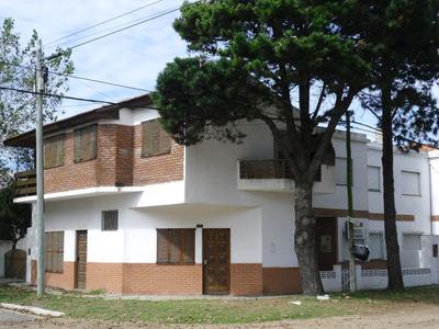 Mar De Ajó- Fines De Semana Largos Casa-dúplex-dto.