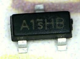 5 Peças - Transistor Mosfet A1shb Si2301 Si2301ds Sot23