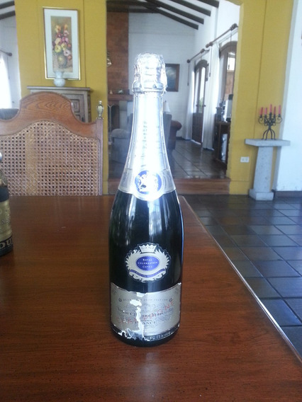 Champagne Real Veuve Clicquot Carlos Y Lady Diana 1981