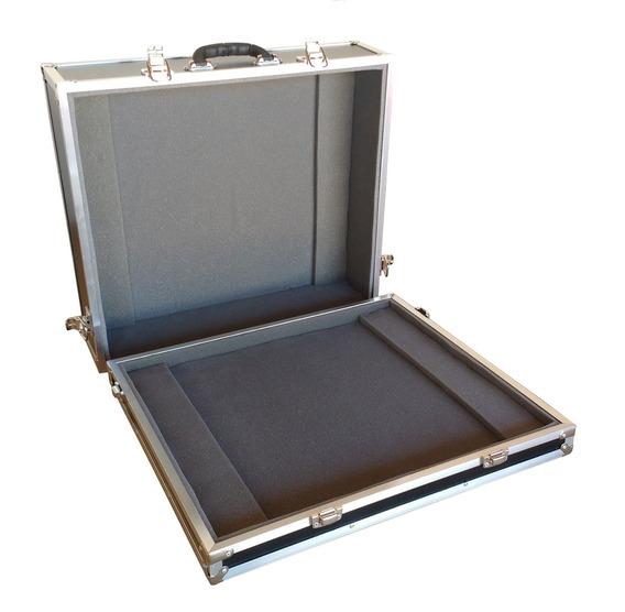 Hard Case Para Mesa De Som Waldman Slim 1204fx
