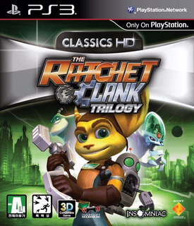 Ratchet & Clank Trilogy Ps3 Gcp