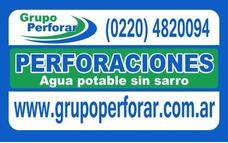 Perforaciones Agua Potable Sin Sarro!! Poceros Bombas Sumerg