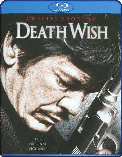 Blu-ray Death Wish / El Vengador Anonimo