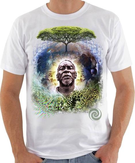 Camiseta Santo Daime Mestre Irineu