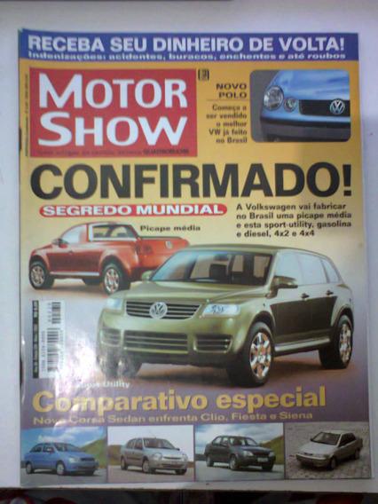 Revista Motor Show - N° 230 - Maio 2002 - Frete Grátis