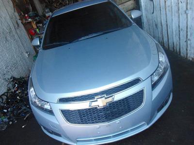 Floripa Imports Sucata Chevrolete Cruze 2012