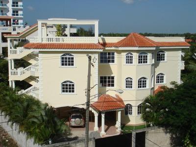Vendo Apartahotel-mansion En Juan Dolio-boulevard