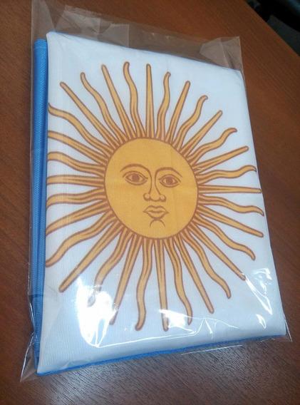 Bandera Argentina 90 X 150cm Con Sol Oferta!!!