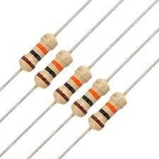 Resistores 10k - 100 Peças