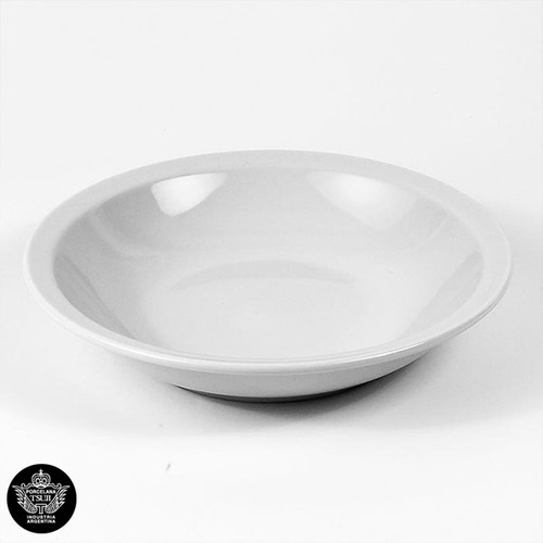 6 Platos Hondos Porcelana Tsuji Linea 450