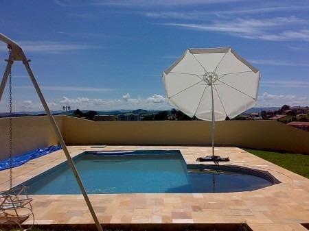 Casa 100% Mobiliada C/piscina Aquecida Solar