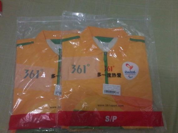 Camisa Voluntário Rio16