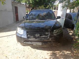 Vendo Hyundai Santa Fe Año 2008, Diesel Por Piezas