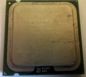 Processador Intel Pentium 4 2,66ghz 506 Lga 775