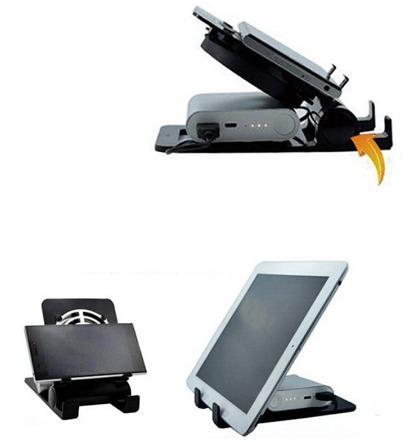 Cooler Para Laptop E Tablet 2 Em 1 Dobrável